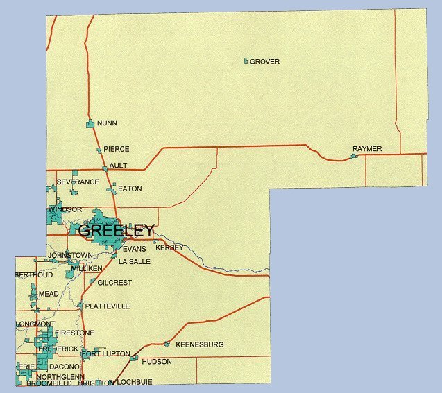 Weld County (CO) - The RadioReference Wiki