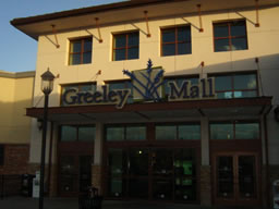 Greeley mall